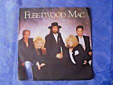 "FLEETWOOD MAC (7"") LITTLE LIES /RICKY [GERMAN 1987 WARNER PS 45 VINYL SINGLE]EX"