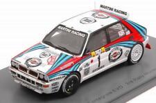 Spark Model 1/43 Lancia Delta HF Integr.n.1 Rally Monte Carlo 1992 Modellino