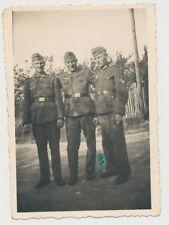 Foto Frankreich Bordeaux-Wehrmacht-Soldaten  1942 (3206)