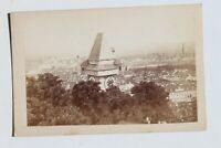 31816CDV Foto Graz Schlossberg Um 1870-1880 Fotógrafo Pleschner