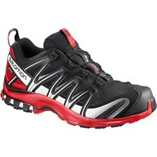 Salomon hombre Xa Pro 3D GTX sendero correr zapatos zapatillas negro deporte