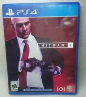 Hitman 2 Video Game for PlayStation 4