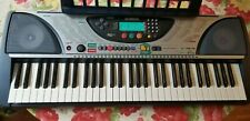 Yamaha keyboard PSR-240  Electric Piano Education Suite Learning Demos