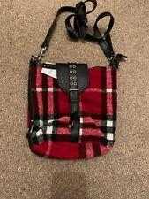 Next Tartan Handbag Bnwt