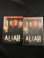 Alias - The Complete First Season (DVD, 2003, 6-Disc Set) Factory Sealed