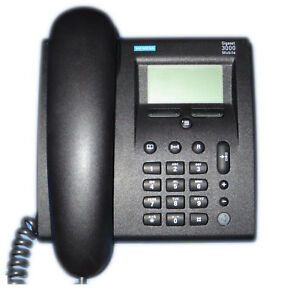 Siemens Gigaset 3000 Mobile Schnuloses Telephone #60