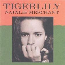 Tigerlily by Natalie Merchant (CD, Jun-1995, Elektra /Used