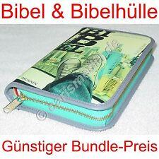 DIE BIBEL: HOFFNUNG FÜR ALLE incl. BIBELHÜLLE 'Outlook' - Taschenformat *NEU*