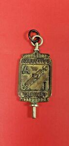 VINTAGE 1940-41 API Executive Cabinet service fraternity member pin pendant