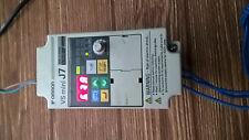 PLC INVERTER OMRON YASKAWA CIMR-J7AZ20P7 220V 1,1KW OK TESTED