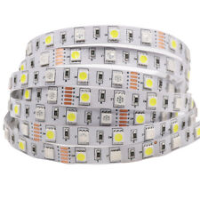 5M RGBW LED strip 5050 DC12V 24V RGB+White/Warm white  60leds/m tape Light