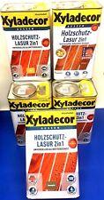 Xyladecor Holzschutzlasur 2in1 2 5 Liter Holzfarbe Kiefer