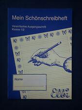 23x Elbi Mein Schönschreibheft Heft 15 Klasse 1/2 Klassen 1 und 2