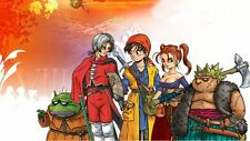 POSTER DRAGON QUEST WARRIOR AKIRA TORIYAMA DRAGON BALL SLIME MANGA ANIME #8