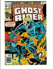 GHOST RIDER #29 (NM-) DR. STRANGE Cover Story Appearance! + DORMAMMU Appearance!