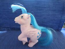 1983 Hasbro Gen 1 My Little Pony Pink Sprinkles Pegasus Blue Duck Cutie Mark