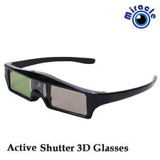 Active Shutter 3D Glasses 3D Movie Universal for Epson/BenQ/Sony DLP Projector
