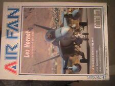 **f Air Fan n°202 CF-5 / F-105 Thunderchief / F-18 Hornet de l'Ejército del Aire