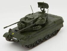 Flakpanzer Gepard RDF Army Germany 1979 1:72 scale tank with display plinth