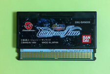 SD GUNDAM EMOTIONAL JAM WonderSwan WS Wonder Swan JAPAN USED