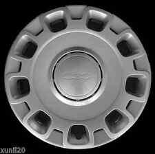 FIAT 500 2007> COPRICERCHIO COPPA RUOTA COPPONE 15'' SET 4PZ COPPA HUB CAPS