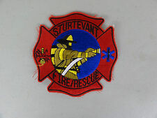 PATCH FIRE AND RESCUE STURTEVANT MEDICAL EMT