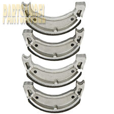 Front Brake shoes - 1987 1988 1989 1990 1991 Yamaha Champ 100 YFM 100