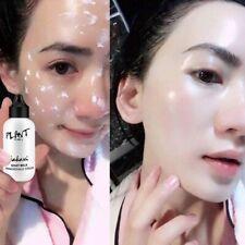 Lazy Face Goat Milk Foundation Cream Revitalizing Waterproof Makeup Full Cover