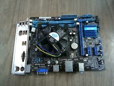 Asus P8H61 Board + Intel Core i3 2120 CPU (3MB Cache, 3.30GH)  + Intel Fan