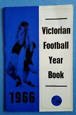 VICTORIAN FOOTBALL YEARBOOK 1966