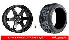 Corsa WolfRace Aluminium Wheels with Tyres