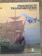 Progress In Transportation  Stamp  Collecting Kit