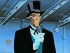 BRUCE TIMM rare RA'S AL GHUL cel Top Hat SHOWDOWN Batman BTAS WB COA Jonah Hex