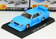 Aoshima 1/64 Grachan 11 Nissan LBWK BlueBird KY910 1983 Sky Blue