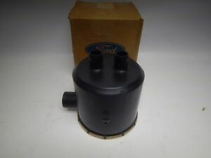 New OEM Ford Heavy Truck 1990-93 Silencer Filter Exhaust
