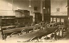 Carte PARIS Lycée Molière 71 rue du Ranelagh Une classe