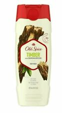 Old Spice Timber with Sandalwood Body Wash 16 oz  *NEW*  Free Shipping