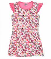 Girls Nightdress Nightgown Nightie Pyjamas Age 3-12 Years New Official Cotton
