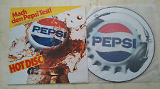 Michael Jackson/the Jackson A.O. sur pepsi cola picture LP
