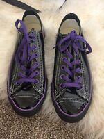 Converse Chuck Taylor All Star Custom Leather Shoe Size men 6.5  women 8.5