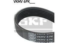 SKF Correa del alternador VKMV 6PK1697