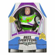 "2019 DISNEY 12"" Buzz Lightyear Talking Action Figure Toy Story *OVER 30 PHRASES*"