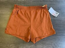 Soffe Texas Orange Shorts Junior X-Small