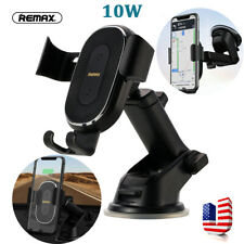 Wireless Car Charger Mobile Phone Stand Holder Charging Bracket windshield Stand