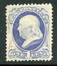 1873 1c Continental Banknote Mint #156