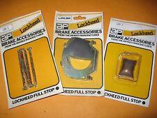 TALBOT ALPINE, cacciatore, MINX, VOUGE, SPADA rapier (67-79) FRENO ANTERIORE Pad Kit di Fissaggio & SHIMS