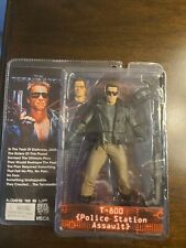 New listing Neca Terminator Ultimate T-800 Police Station Assault 7 Inches