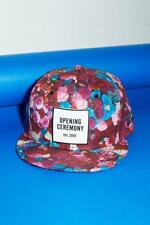 Sold-Out OPENING CEREMONY X THIERRY BOUTEMY New Era Floral Print Cap Hat 56.8cm