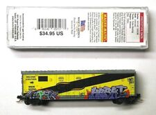 MTL Micro-Trains 75200 Wisconsin Southern WSOR 503194 FW Factory Weathered