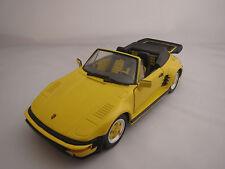 Revell  Porsche  911  Turbo  (gelbschwarz)  1:18 ohne Verpackung !!!